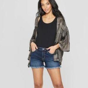 Universal Thread Shortie Shorts Size 8
